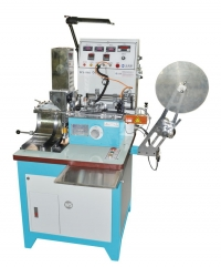 WS-986 Ultrasonic label cutting & folding machine
