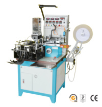 WS-338 Ultrasonic Multi-function label cutting & folding machine