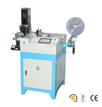 WS-828 Numerical controlled ultrasonic printed label cutting machine